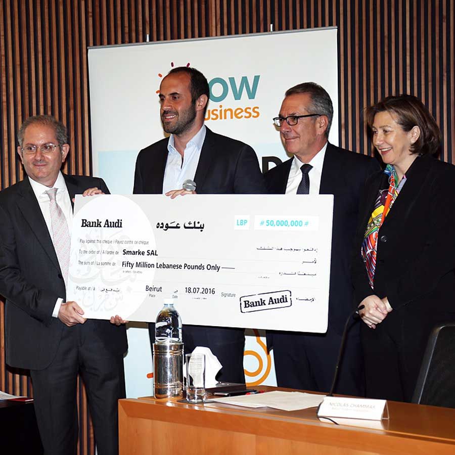 "Bank Audi Announces Winners of ""My Carbon Footprint""..."