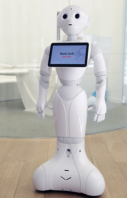 Bank Audi Launches Novot, Its Artificial Intelligence Robot