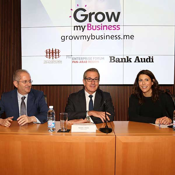 "The Beirut Traders Association Launches the Sixth Edition of the ""Grow My Business"" Competition in Collaboration with the MIT Enterprise Forum – Pan Arab Region and in Partnership with Bank Audi"