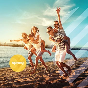 SPRING ACCOUNT BEACHES PROMOTION
