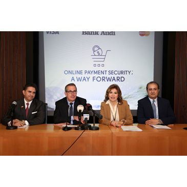 Bank Audi Launches ECommerce And Mobile Commerce Security Tools - Audi online payment