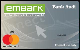 MasterCard Embark - Bank Audi