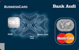 MasterCard Business - Bank Audi