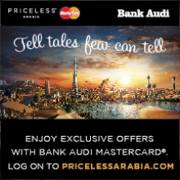 MASTERCARD PRICELESS ARABIA OFFERS