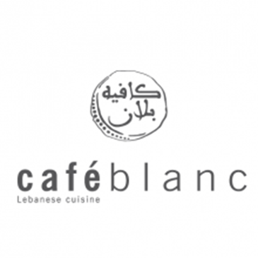 CAFE BLANC 10% CASH BACK