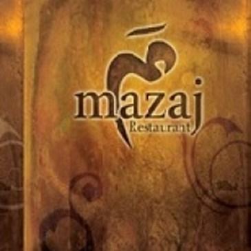 MAZAJ 5% INSTANT DISCOUNT