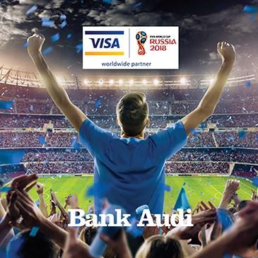 VISA MAF Malls 2018 - FIFA World Cup Russia Campaign