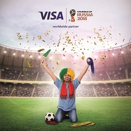 Bank Audi Visa Cardholders to Attend 2018 FIFA World Cup™
