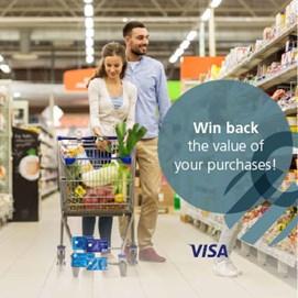 Visa Debit Card Campaign