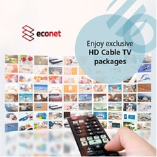 Cable TV service