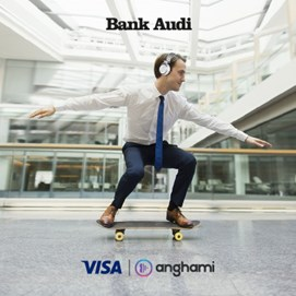 VISA & ANGHAMI OFFER