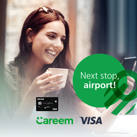 VISA & CAREEM OFFER