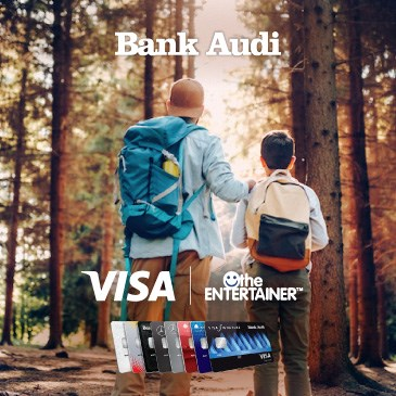 VISA & ENTERTAINER OFFER
